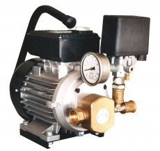 EA-88 (0,37kW) 230VAC pump with pressure switch